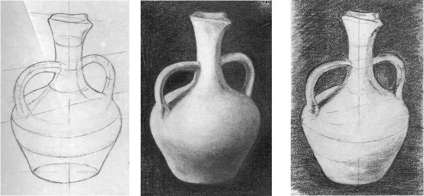 Tecnica Del Carboncillo Arte Estudio Simon Pico